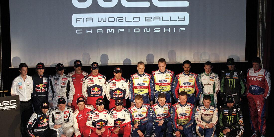 WRC-Piloten 2010