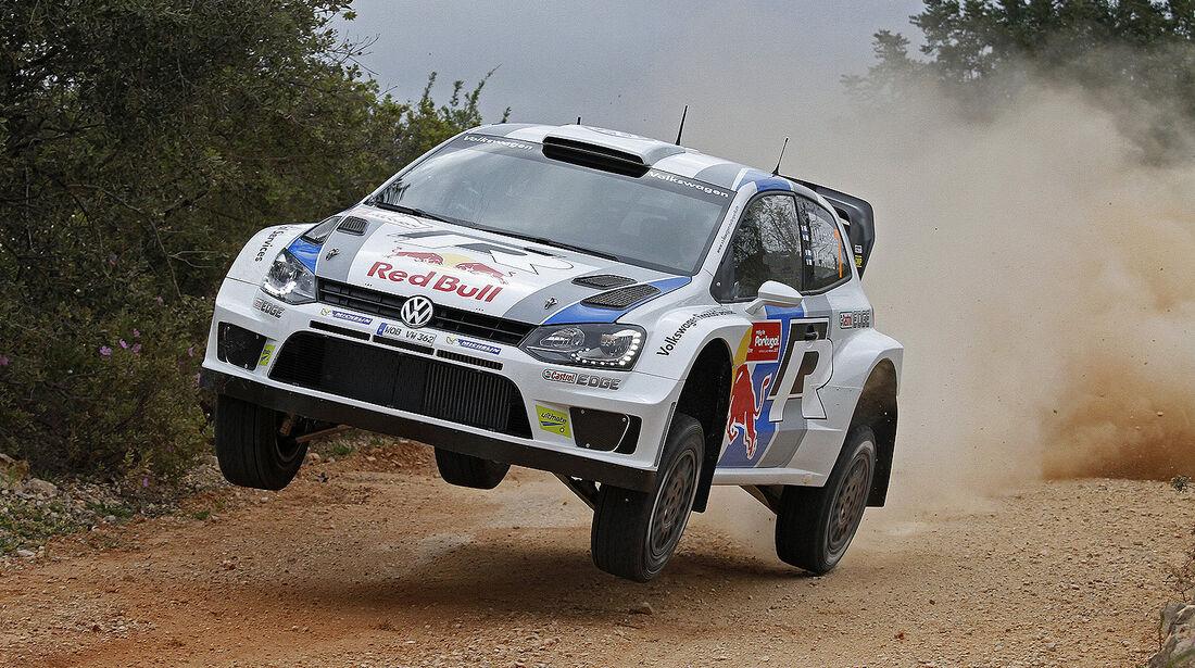 WRC Portugal 2013, Tag 1, Latvala