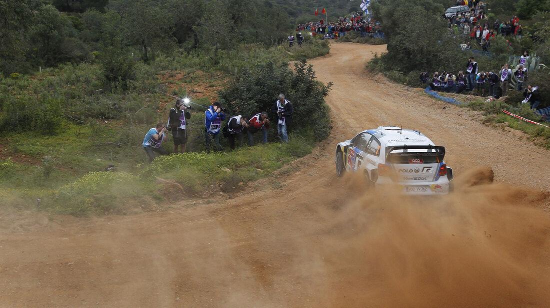 WRC Portugal 2013, Tag 2, Latvala