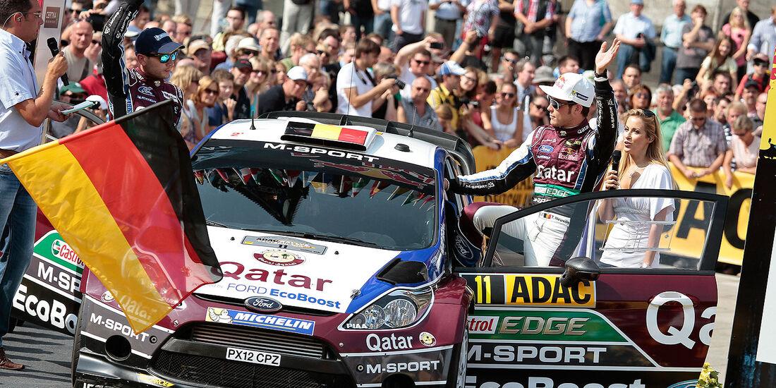 WRC Rallye Deutschland