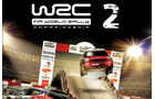WRC2 Game Rennspiel 2011 Packshot