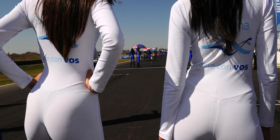 WTCC Girls - Termas de Rio Hondo - Argentinien - 2013