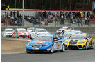 WTCC, Tourenwagen WM, Zolder, 2010, Chevrolet, Seat, Kurvenaction