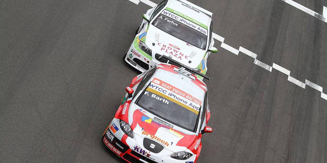 WTCC, Tourenwagen WM, Zolder, 2010, Seat Leon, Barth, BMW 320 si, Augusto Farfus