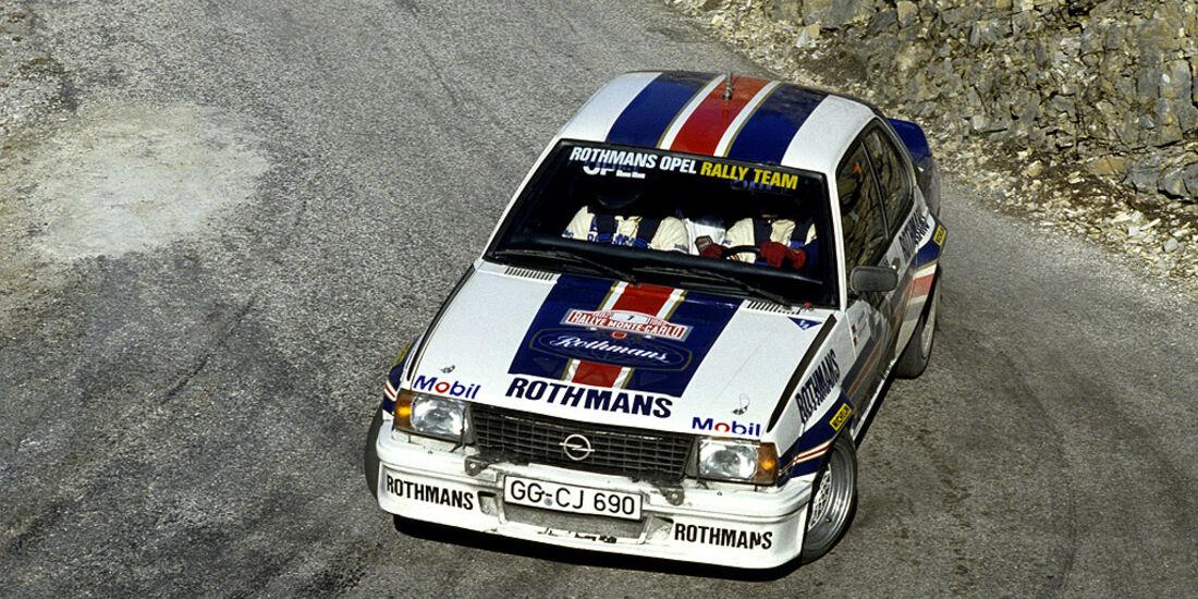 Walter Röhrl Ascona 400