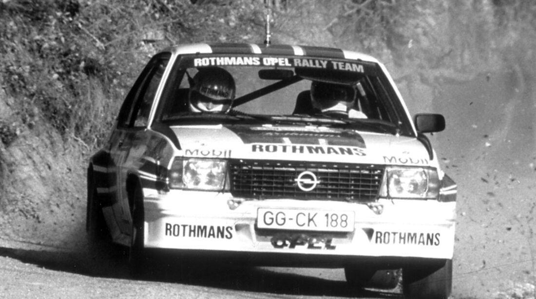 Walter Röhrl - Rallye Monte Carlo