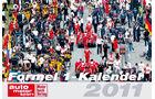 Weihnachtsgeschenke, Motorsport-Kalender