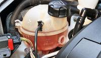 Werkstätten-Test, Kühlwasserbehälter