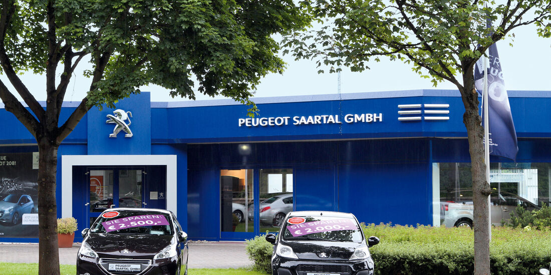 Werkstätten-Test, Peugeot Saartal GmbH