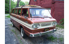"Westport 1964 Corvair ""95"" Greenbrier Sports Wagon"