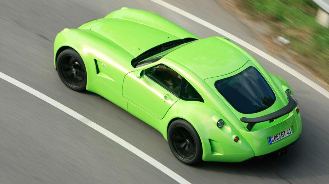 Wiesmann Gt Mf5 Im Test Traumwagen Mit Bmw M5 Zehnzylinder Auto