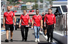 Will Stevens - Manor F1 - Formel 1 - GP Russland - Sochi - Donnerstag - 8.10.2015