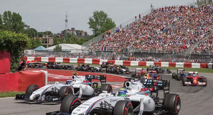 Williams 2014 Kanada