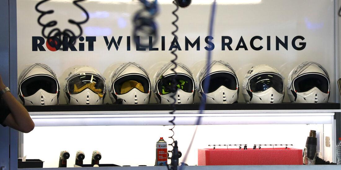 Williams - Barcelona - F1-Test - 01. März 2019