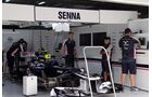 Williams Bruno Senna - Formel 1 - GP Bahrain - 20. April 2012