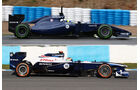 Williams FW36 - Technik-Analyse - F1 2014