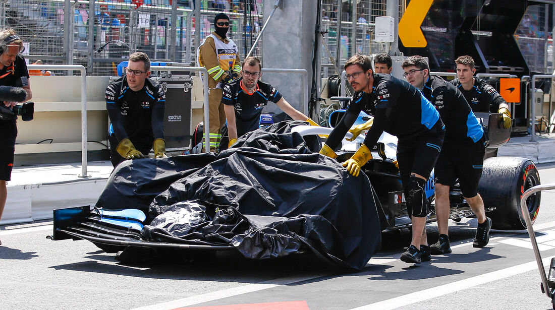 Williams - Formel 1 - GP Aserbaidschan 2019