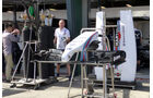 Williams - Formel 1 - GP Australien - 13. März 2014