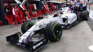 Williams - Formel 1 - GP Australien - 13. März 2015