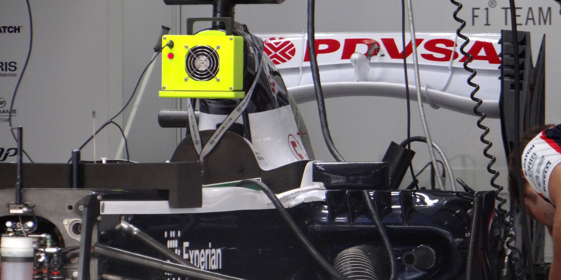 Williams - Formel 1 - GP Bahrain - 19. April 2013