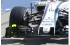 Williams - Formel 1 - GP Bahrain - 2. April 2016