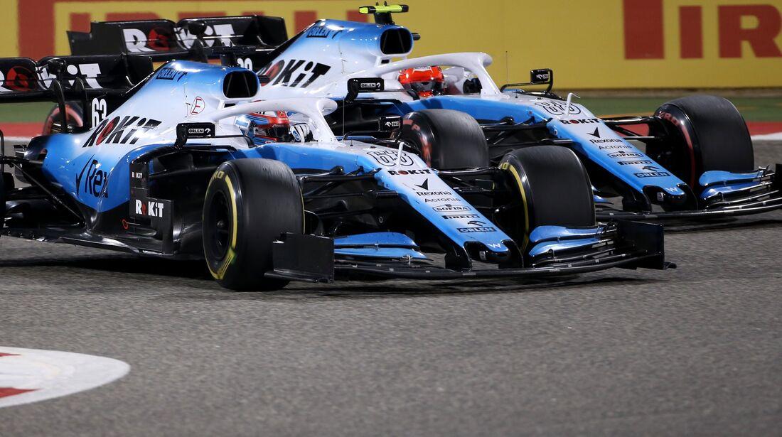 Williams - Formel 1 - GP Bahrain - 31. März 2019