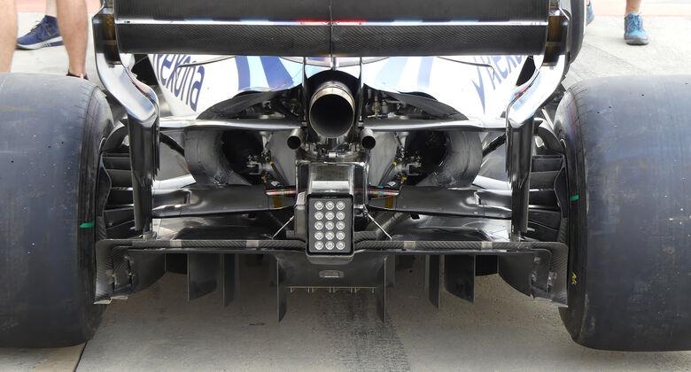 Williams - Formel 1 - GP Bahrain - 5. April 2018