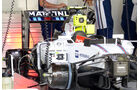 Williams - Formel 1 - GP Brasilien- 14. November 2015