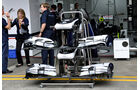 Williams - Formel 1 - GP Brasilien - 22. November 2013