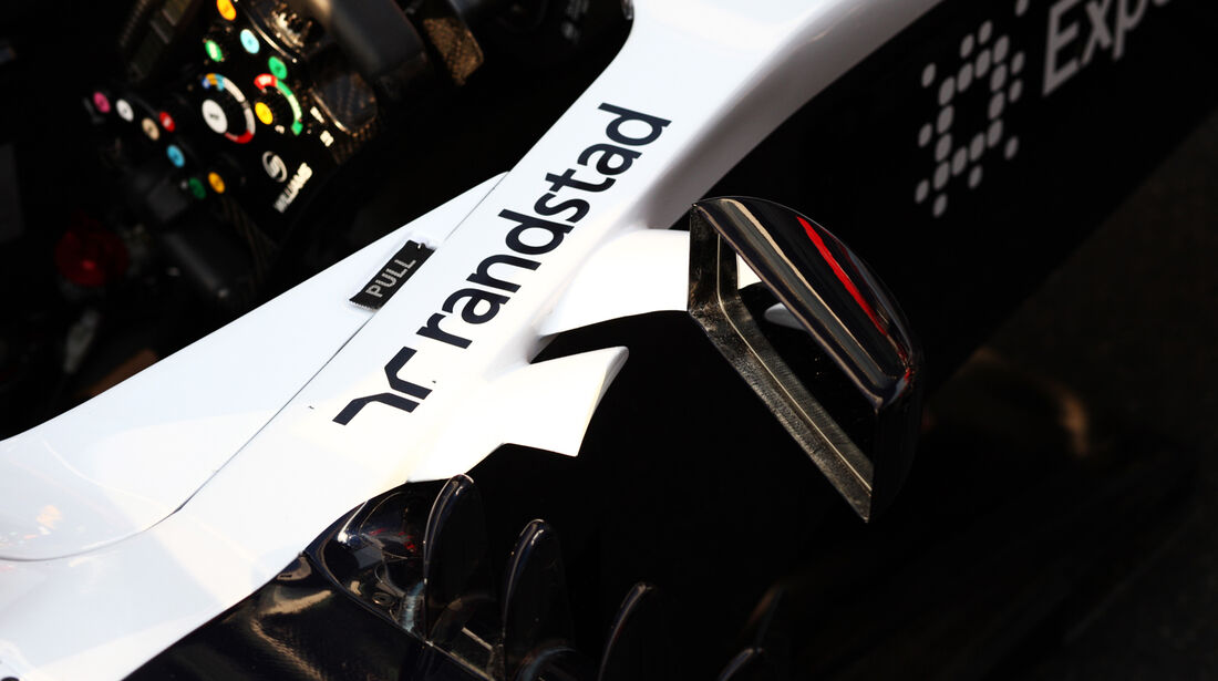 Williams - Formel 1 - GP China - 11. April 2013