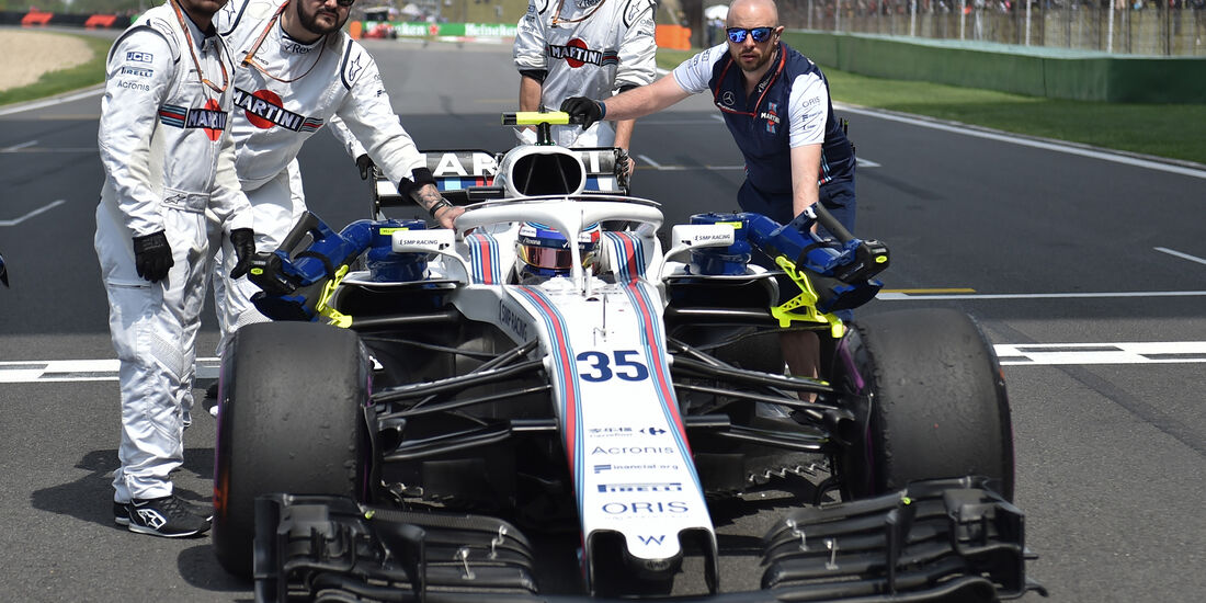 Williams - Formel 1 - GP China 2018