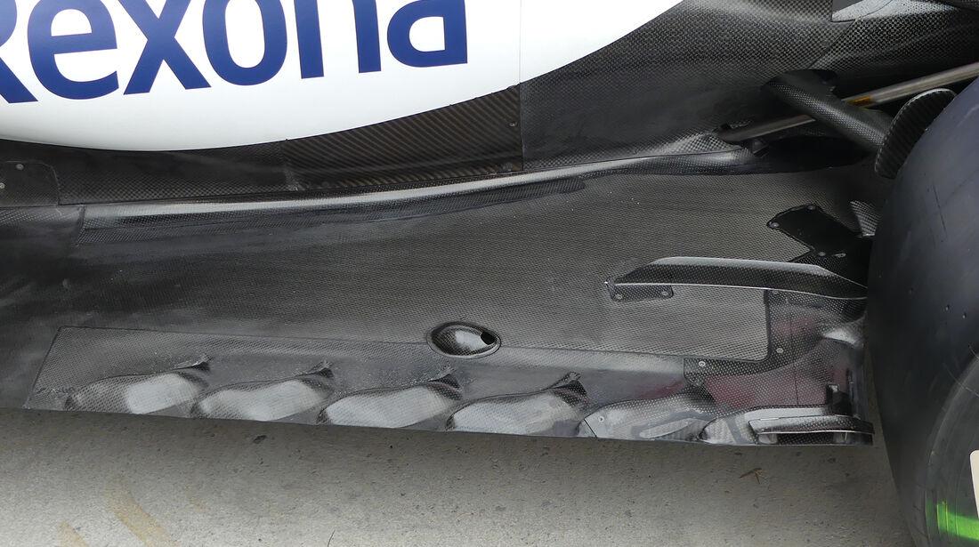 Williams - Formel 1 - GP China - Shanghai - 12. April 2018