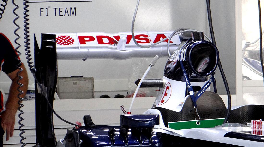 Williams - Formel 1 - GP Italien - Monza - 5. September 2013