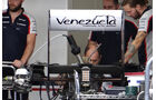Williams - Formel 1 - GP Japan - 9. Oktober 2013