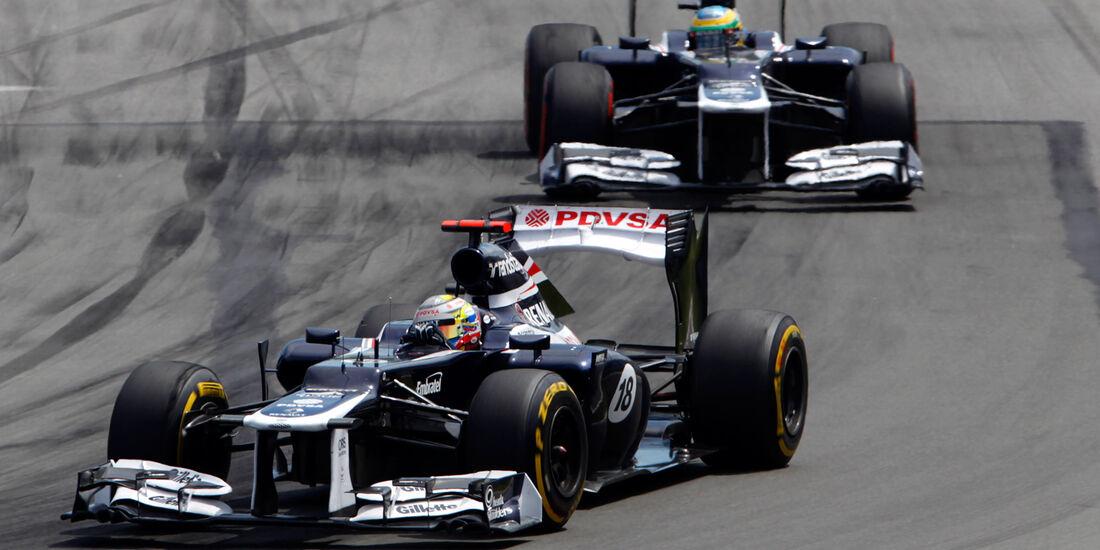 Williams Formel 1 GP Kanada 2012