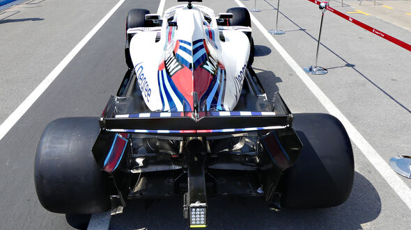 Williams - Formel 1 - GP Kanada - Montreal - 7. Juni 2018