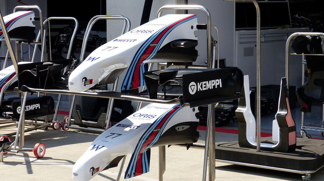 Williams - Formel 1 - GP Österreich - 18. Juni 2014