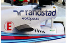 Williams - Formel 1 - GP Russland - 11. Oktober 2014