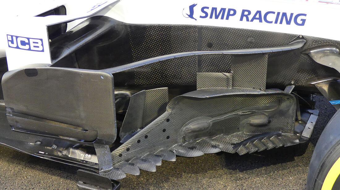 Williams - Formel 1 - GP Singapur - 13. September 2018