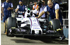 Williams - Formel 1 - GP Singapur - 17. September 2015