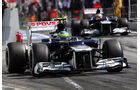 Williams Formel 1 GP Spanien 2012