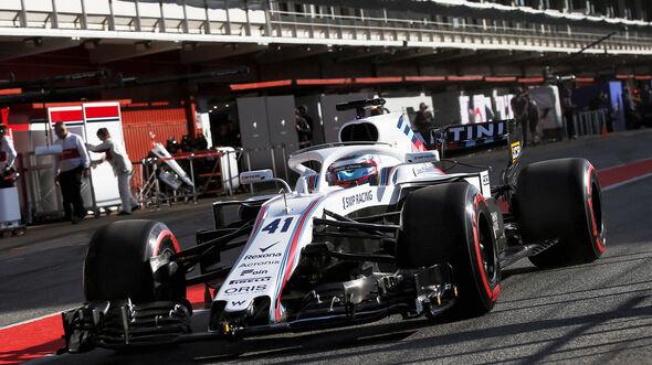 Williams - Formel 1 - GP Spanien 2018