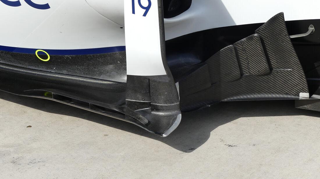 Williams - Formel 1 - GP USA - Austin - 20. Oktober 2016