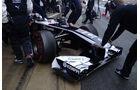 Williams - Formel 1 - Test - Barcelona - 22.Februar 2013
