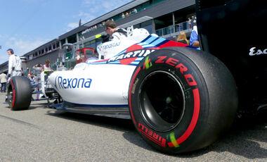 Williams verstärkt Technik-Team