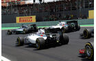 Williams - GP Brasilien 2014