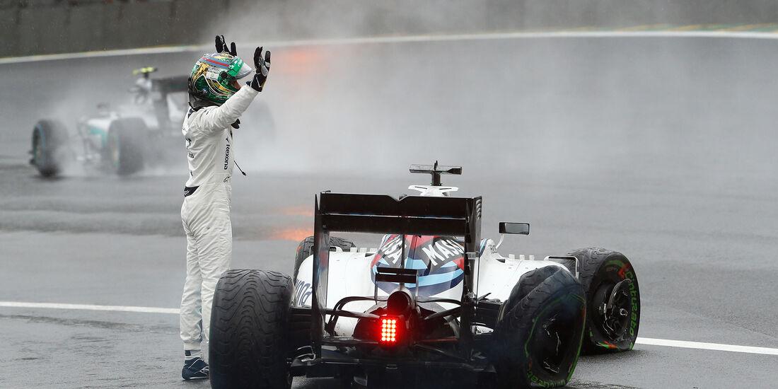 Williams - GP Brasilien 2016