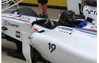 Williams - GP China 2014 - Technik