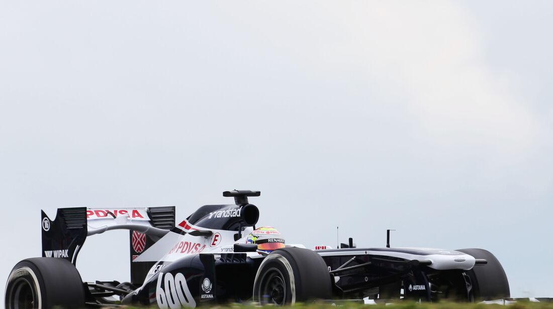 Williams - GP Deutschland 2013