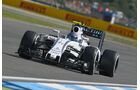 Williams - GP Deutschland 2016